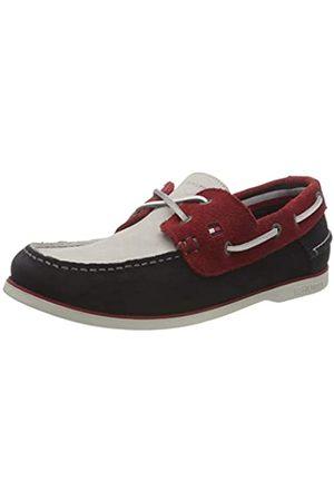 Tommy Hilfiger Classic Suede Boat Shoe, Zapato DE Barco DE Ante CLÁSICO Hombre