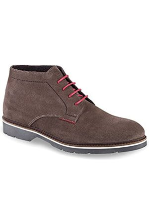 T2in R-3099, Botines Hombre, (Taupe)
