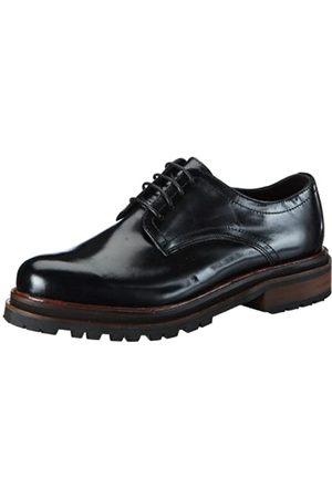 Hudson Hollin, Zapatos de Cordones Derby Mujer, (Black 01)