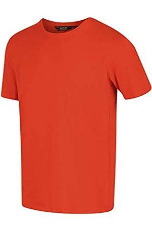 Regatta Hombre Camisetas - Camiseta Tait de algodón Coolweave