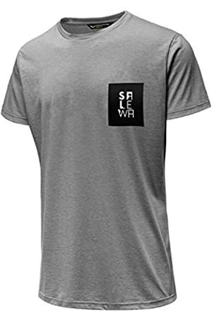 Salewa Hombre Camisetas - Nidaba Dri-Rel M S/S tee Camiseta, Hombre