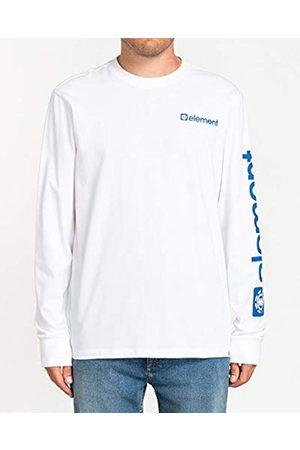 Element Joint - Camiseta de Manga Larga para Hombre Camiseta de Manga Larga, Hombre