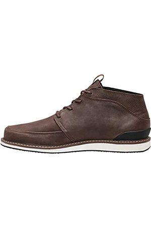 Vaude Hombre Trekking - Men's Ubn Solna Mid II, Zapatos de Low Rise Senderismo Hombre, (Bison 384)