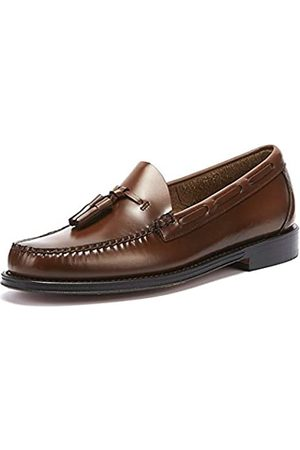 G.H. Bass Larkin, Mocasines Hombre, (Mid Brown Leather 033)