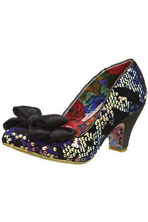 Irregular Choice Lady Ban Joe, Zapatos de tacón con Punta Cerrada Mujer