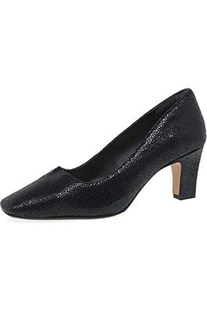 Van Dal Ophelia, Zapatos de Vestir par Uniforme Mujer, 460.Midnight Crack P
