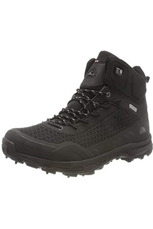 viking Rask Spikes GTX M, Zapatos de High Rise Senderismo Hombre, (Black/Charcoal 277)