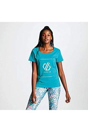 Dare 2B Mujer Ropa de deporte y Baño - Glow Up tee - Camiseta para Mujer, Mujer