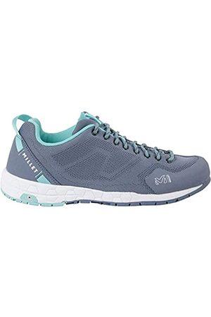 Millet Amuri Knit W, Zapatos de Low Rise Senderismo Mujer, (Flint 8764)