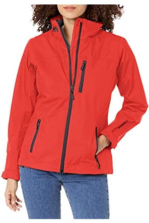 Helly Hansen W Crew Midlayer Jacket Chaqueta Impermeable, Mujer, Alert Red