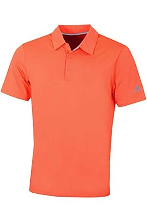 adidas Ultimate 2.0 Solid Crestable Polo Shirt, Hombre