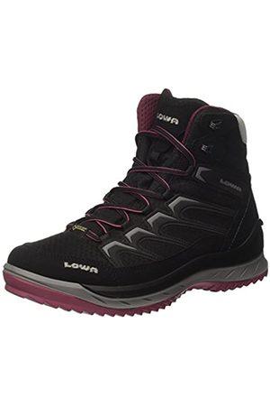 Lowa 420602, Zapatos de Senderismo Mujer, (Schwarz Beere)