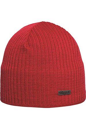 Eisglut Strato Merino Fleece para Hombre, Hombre, Forro Polar, 17165_Red