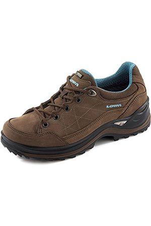 Lowa Mujer Trekking - Schuhe Renegade III GTX LO Stone (320960-0925) 38 Braun