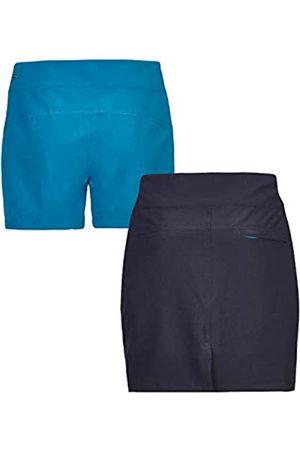 Killtec Mujer Faldas - Lyola Tejido técnico-Falda con pantalón Integrado Desmontable, Mujer