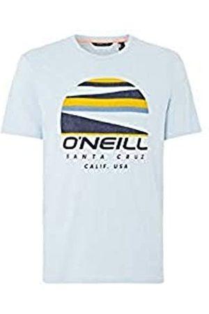 O'Neill Hombre Manga corta - LM Sunset Logo T-Shirt Camiseta Manga Corta para Hombre, Hombre, Opal Cliff Blue