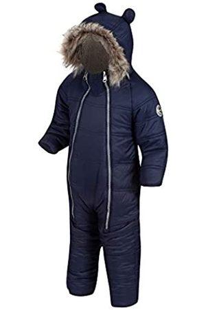 Regatta Niña Trajes de esquí - Panya' Reflective Insulated Double Zip Suit Pantalones, Infantil