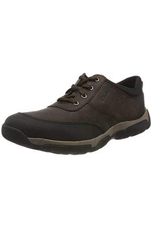 Clarks Hombre Trekking - Grove Edge II, Zapatos para Senderismo Hombre