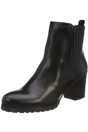 Geox Mujer Botas de agua - D NEW LISE NP ABX A BLACK Women's Boots Rain size 35(EU)