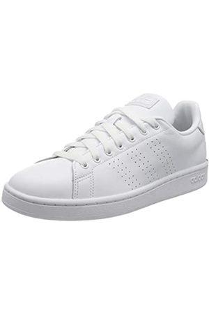 adidas Hombre Zapatillas deportivas - Advantage, Zapatillas de Tenis Hombre, FTWBLA/FTWBLA/NEGBÁS