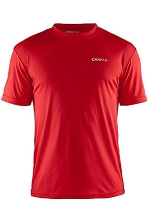 Craft Hombre Polos - – Camiseta Active Run – Camiseta de Color Brillante, Hombre
