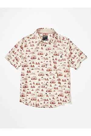 Marmot Camisa Manga Corta para Senderismo, Camisa de Viaje de Secado rápido y con protección Solar