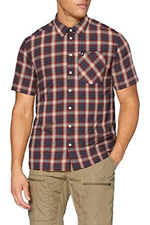 Odlo Hombre Casual - Camisa de Manga Corta para Hombre Nikko Lo