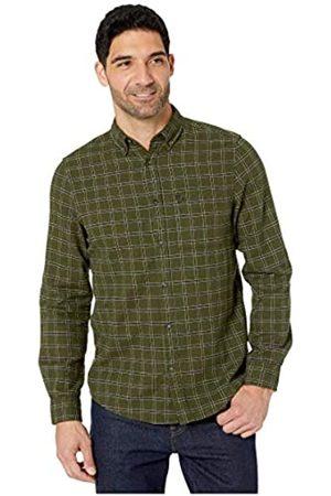 Fjällräven Övik Flannel Shirt M Camisa, Hombre
