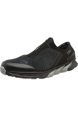CMP Hiking Shoe, Zapato de Senderismo Knit Jabbah Hombre, /Cemento