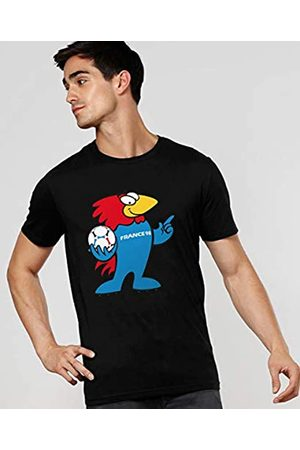 Monsieur Hombre Polos - Footix Camiseta, Hombre