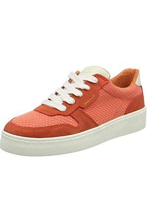 GANT Mujer Zapatillas deportivas - Lagalilly, Zapatillas Mujer, (Clementine G493)