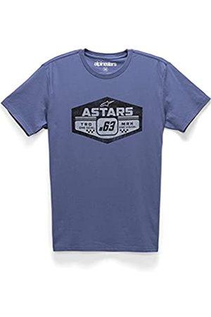 Alpinestars Hombre Polos - Gripper, Camiseta De Manga Corta, M