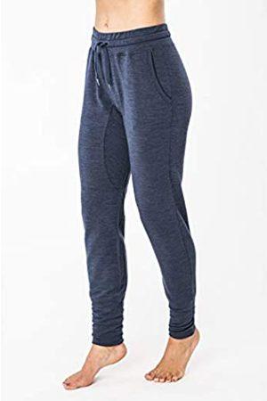 Supernatural Super.natural Cómodo pantalón de Chandal para Mujer, con Lana Merina, W Essential Cuffed Pant, Talla: M