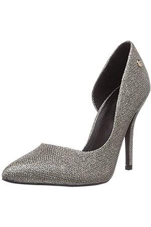 Blink Mujer Tacón - BL 698 - Zapatos de tacón Cerrados de Material sintético Mujer, Color