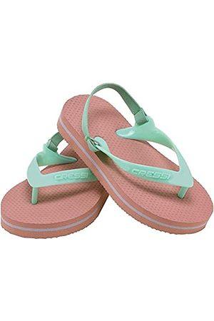 Cressi Baby Beach Flip Flops with Strap Sandalias Flop, Juventud Unisex
