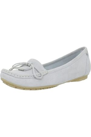 Rockport Etty Zapatos náuticos Lisos para Mujer, Mujer, K61137#7, 40