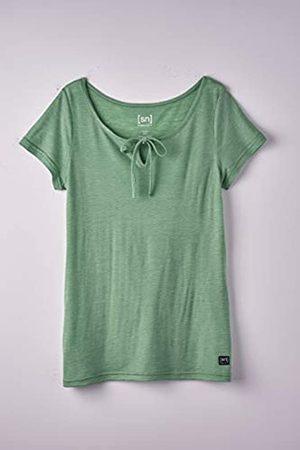 Supernatural Super.natural Camiseta de Mujer cómoda con Lana Merino W Relax tee, Mujer, Camiseta cómoda