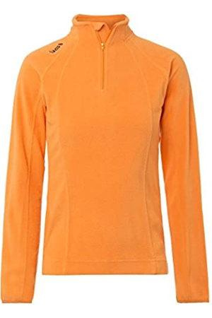 Izas Mujer De Invierno - Ferni Chaqueta Forro Polar, Mujer, Orange