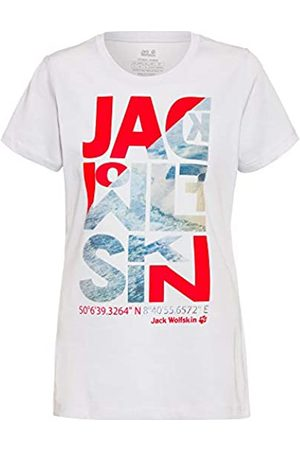 Jack Wolfskin Camiseta de Mujer Navigation M