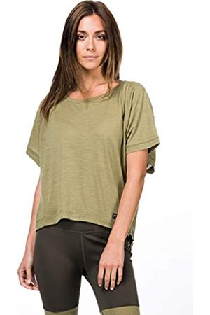 Supernatural Super.natural Peyto - Camiseta de Merino para Mujer, Mujer, SNW006610