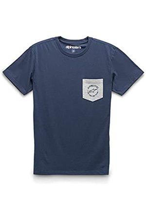 Alpinestars Hombre Polos - Spirited, Camiseta De Manga Corta, L