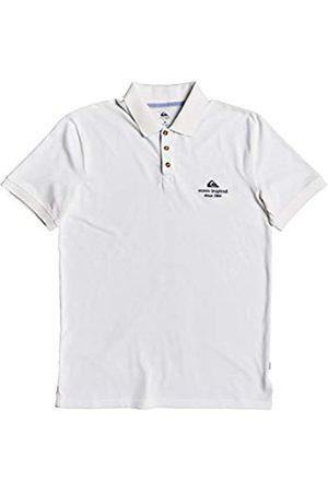 Quiksilver Hombre Polos - Loia Polo - Camisa Polo De Manga Corta para Hombre Knit Top, Hombre