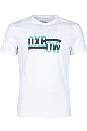 Oxbow Hombre Polos - N1THOMY Camiseta de manga corta gráfica Hombre
