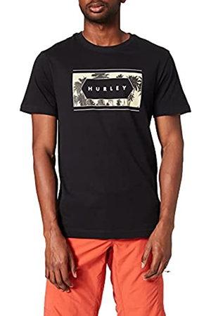 Hurley M White Palm SS tee T-Shirt, Mens
