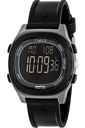 Timex Hombre Relojes - Reloj Hombre de Digital con Correa en Resina TW5M19000