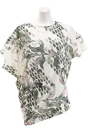 Supernatural Super.natural - Camiseta de Yoga para Mujer (Lana Merino), diseño Estampado, Mujer, SNW011397