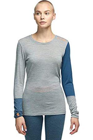 ORTOVOX 185 Rock'n'Wool Long Sleeve W Camiseta de Manga Larga, Mujer