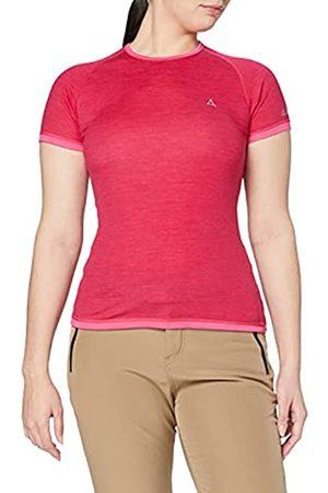 Schöffel Merino Sport - Camiseta de Manga Corta para Mujer, Mujer, 11340