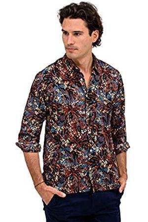 Oxbow M1crosima - Camisa de Manga Corta para Hombre, Hombre, OXV916174