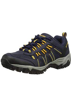 Hi-Tec Jaguar, Zapatillas de Senderismo Hombre, (Navy/Yellow 31)